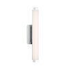 This item: Mini Vogue Chrome 10W 3000K LED ADA Bath Bar