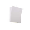 This item: Slide White 2700K Two-Light ADA Wall Sconce