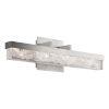 This item: Minx Brushed Nickel 21-Inch LED Bath Vanity