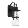 This item: Balthus Black 11-Inch LED  Outdoor Wall Light