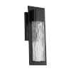 This item: Mist Black 16-Inch LED Outdoor Wall Light
