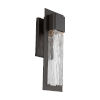 This item: Mist Bronze 16-Inch LED Outdoor Wall Light