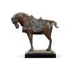 This item: Black 11-Inch Tang Horse