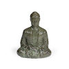 This item: Gray 20-Inch Buddha