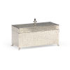 This item: Silver 9-Inch Footed Box