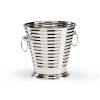 This item: Silver 12-Inch Handled Wine Cooler