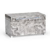 This item: Silver 14-Inch Footed Box