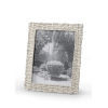 This item: Silver 10-Inch 8 x 10-Inch Shingles Photo Frame