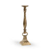 This item: Gold 5-Inch Small Candlestand