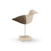 This item: Brown and White 12-Inch Small Shorebird