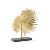 This item: Gold 14-Inch Fan Palm