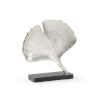 This item: Silver 14-Inch Ginkgo