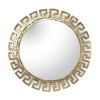 This item: Gold 40-Inch Large Athena Mirror