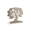 This item: Beige 22-Inch Tree Silhouette