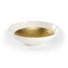 This item: White 15-Inch Ritrovo Bowl