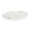 This item: White 22-Inch Catch of the Day Tray