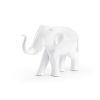 This item: White 16-Inch Small Eleblanca