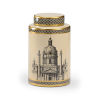 This item: Cream 6-Inch Architectural Stroll