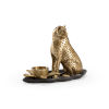 This item: Brass 9-Inch Kat Candlestick