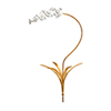 This item: Bradshaw Orrell White Orchid Stem- Large