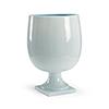 This item: Baby Blue Lancaster Vase