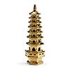 This item: Gold Pagoda- Medium