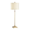 This item: Gold One-Light 7-Inch Bailey Lamp