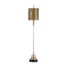 This item: Gold One-Light 10-Inch Milo Lamp