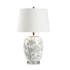 This item: Off White One-Light 7-Inch Mabel Lamp