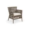 This item: Brown 25-Inch Mandaue Bistro Chair