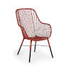 This item: Red 26-Inch Ellie Chair