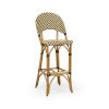 This item: Brown 18-Inch Bedford Barstool