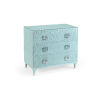 This item: Blue 36-Inch Chloe Chest