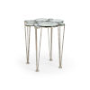 This item: Silver 23-Inch Bubblicious Table