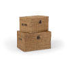 This item: Wood 35-Inch Vynyard Trunk, Set of 2