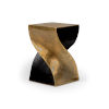 This item: Black and Gold 14-Inch Salida Table
