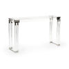 This item: Silver 52-Inch Bowen Console Table