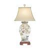 This item: White One-Light 11-Inch Pom 'N Bird Lamp