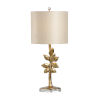 This item: Gold One-Light 8-Inch Juliet Lamp
