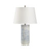 This item: White and Blue One-Light 6-Inch Bolle Lamp