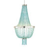 This item: Blue Six-Light 26-Inch Anacapri Chandelier