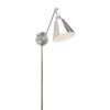 This item: Silver One-Light 8-Inch Whitby Swing Arm