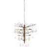 This item: Gold 10-Light 24-Inch March Chandelier