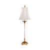 This item: Gold One-Light 10-Inch Candlestick Lamp