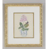 This item: Pink 18-Inch Auricula Wall Art