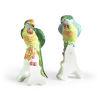 This item: Multicolor Parrots with Cherries Figurine
