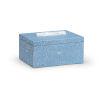 This item: Durham Blue 12-Inch Decorative Box