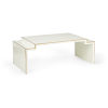 This item: Chatsworth Cream and Gold Coffee Table