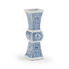 This item: Blue and White Vase