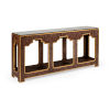 This item: Yangon Brown Console Table